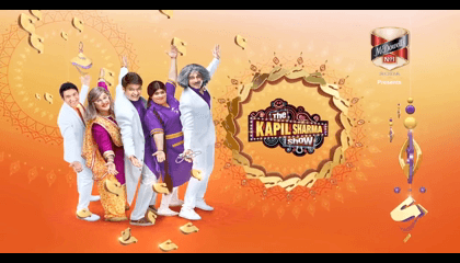 Comedy Nights With Kapil Sharma.