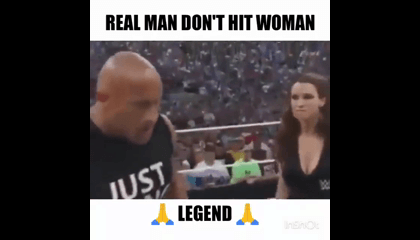 Real Man Dont Hit Women.