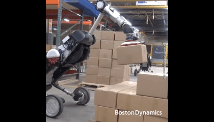 5 Most Amazing Robots.