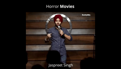 Horror Movies By Jaspreet Singh