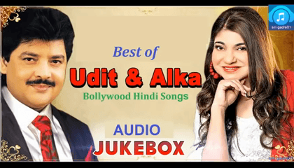 Udit Narayan | Alka Yagnik | Romantic Hindi Songs.