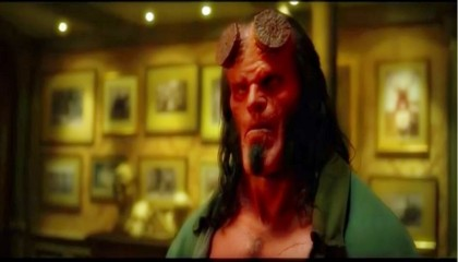 Hellboy (2019 Movie) New Trailer.