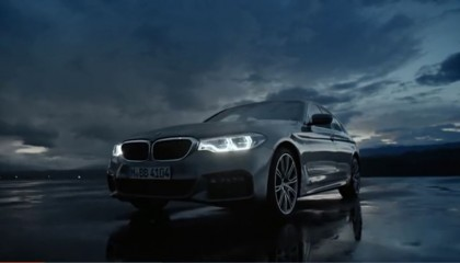 The All-new BMW 5 Series. Official Launchfilm