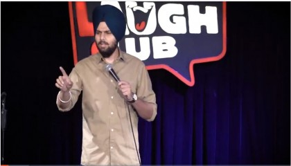 Stupid Log Alcohol Aur Gaaliyan  Jaspreet Singh Stand-Up Comedy