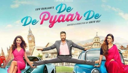 De De Pyaar De I Ajay Devgn, Tabu, Rakul Preet L Full Movie HD