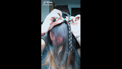 Easy Hair Style Part 3