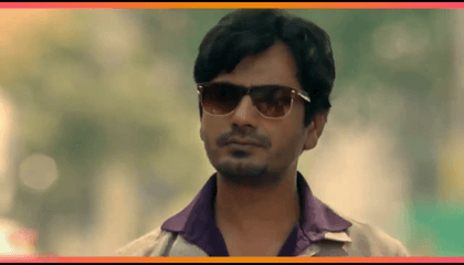 Best Bollywood Actor. Nawazuddin Siddiqui