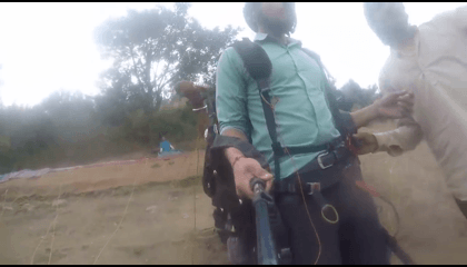 Funny Paragliding Video | Viral Indian Videos