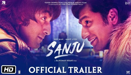 Sanju  Official Trailer By Empire Movies