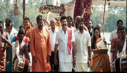 Madhura Raja Official Trailer.