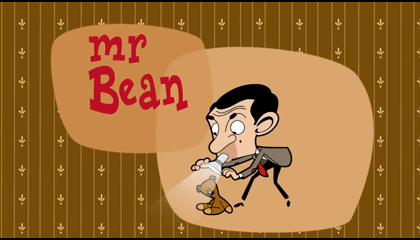 Mr.bean-in-he-snow Cold