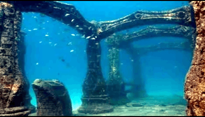 Amazing Cities Found UNDERWATER