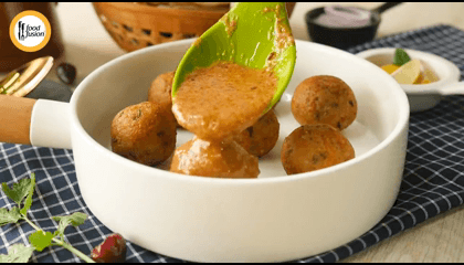 Mix Vegetable Koftay Recipe