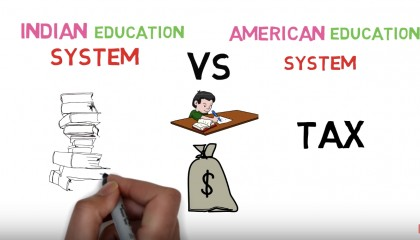 Indian Education System Vs American (US) Education System