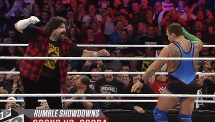 Wildest Royal Rumble Match Showdowns: WWE Top 10